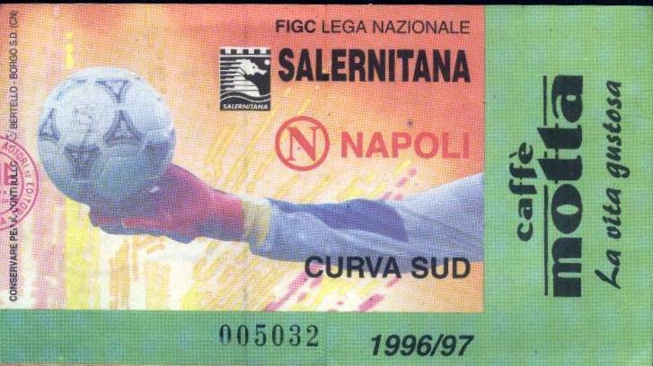 Amichevole Salernitana - Napoli