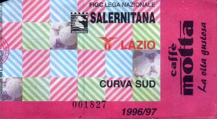 Amichevole Salernitana - Lazio