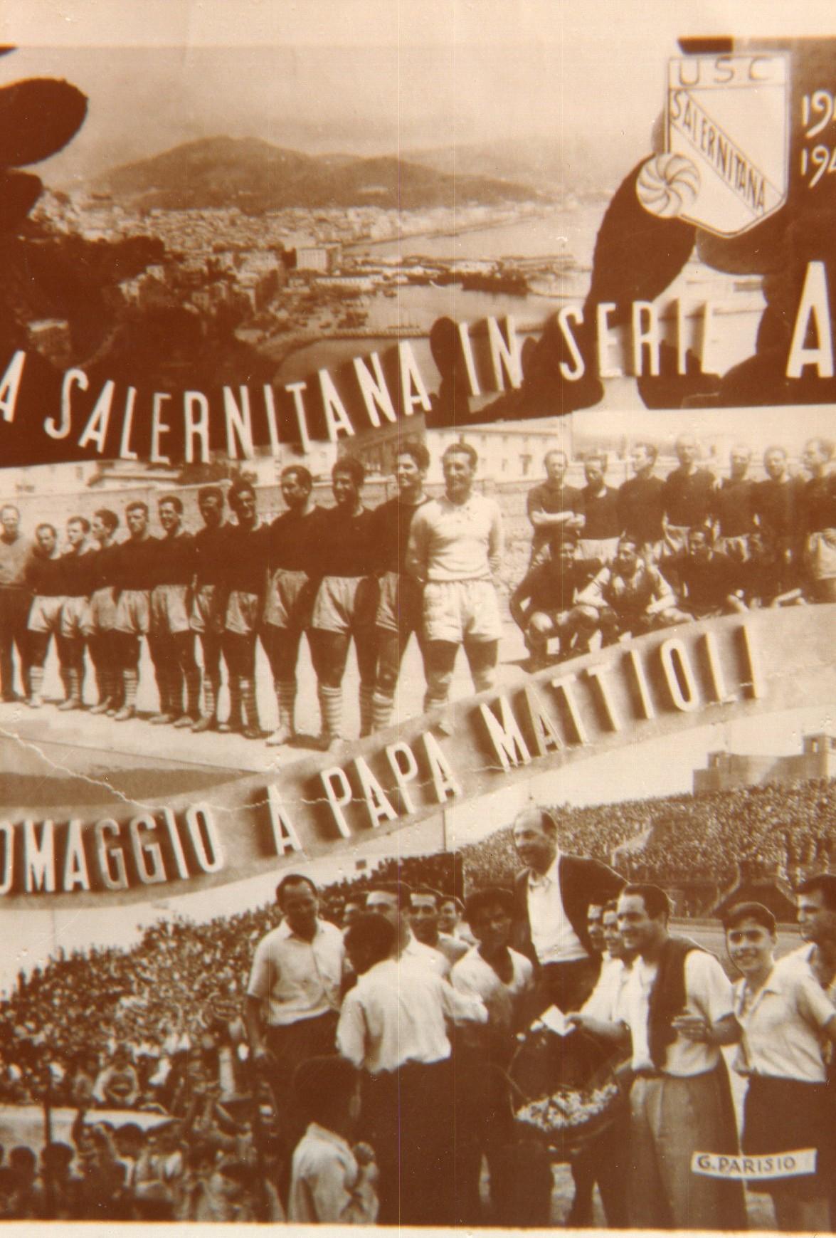 Omaggio al presidente Mattioli