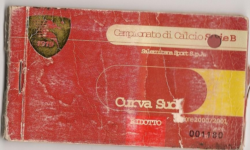 Curva Sud Ridotti