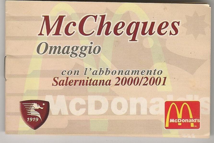 Promozione McDonald