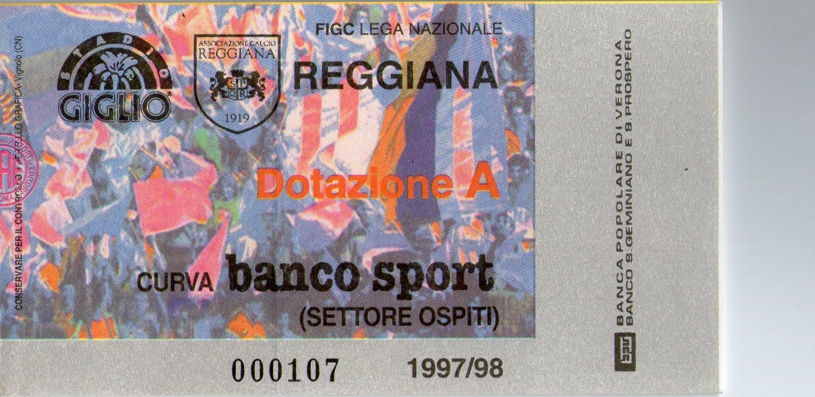 Curva Banco Sport
