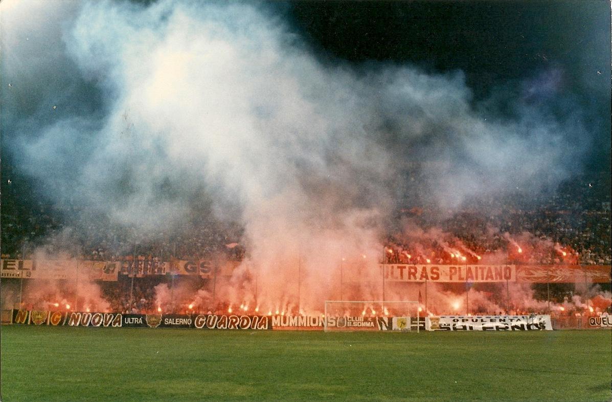 Amichevole Salernitana-Napoli (1-2)