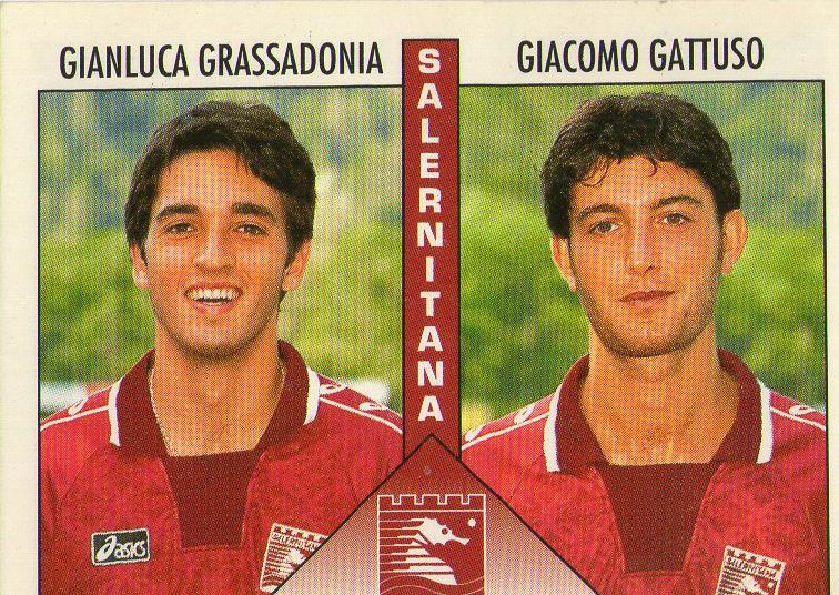 Figurine Panini - Grassadonia e Gattuso