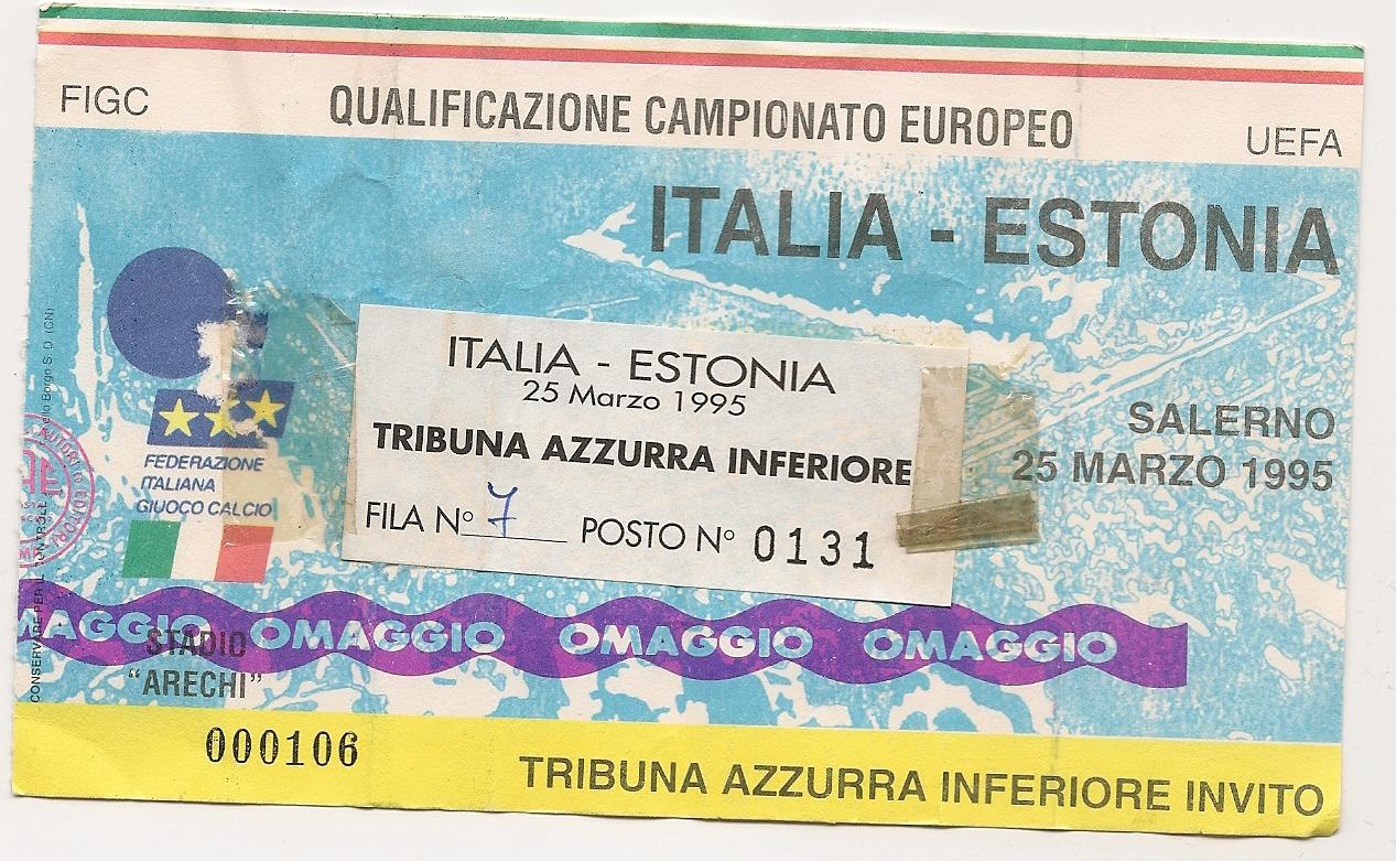 Italia-Estonia