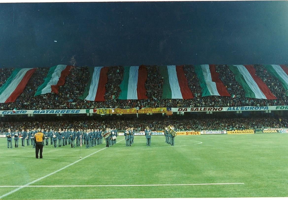 Italia-Ungheria (3-1) Qualificazioni Europeo