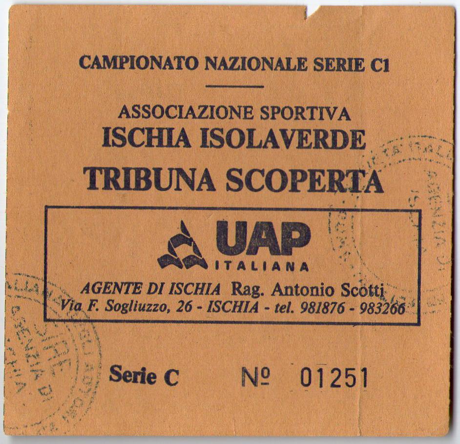 Tribuna Scoperta