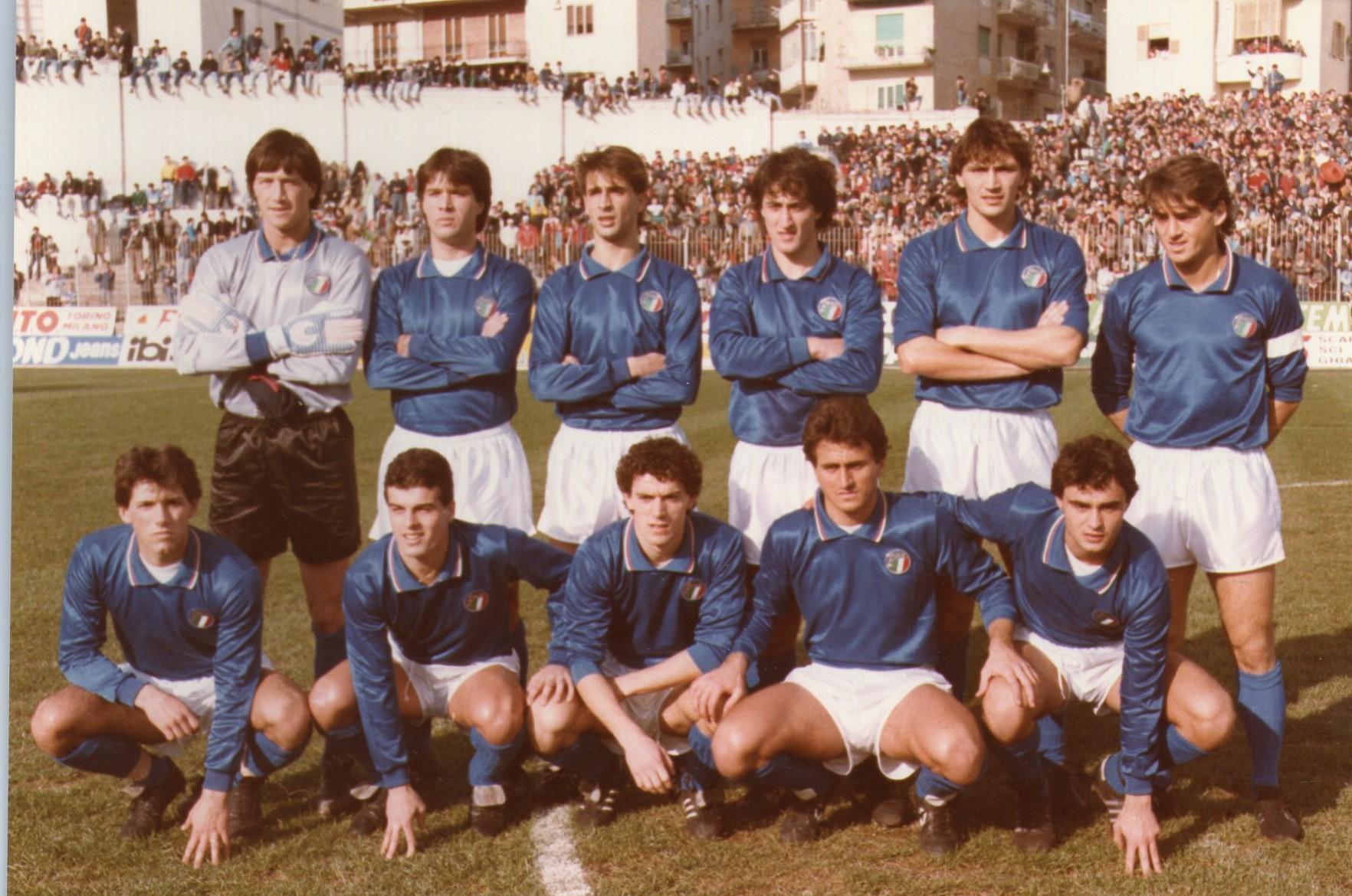 Italia-Germania Under 21 (1-1)