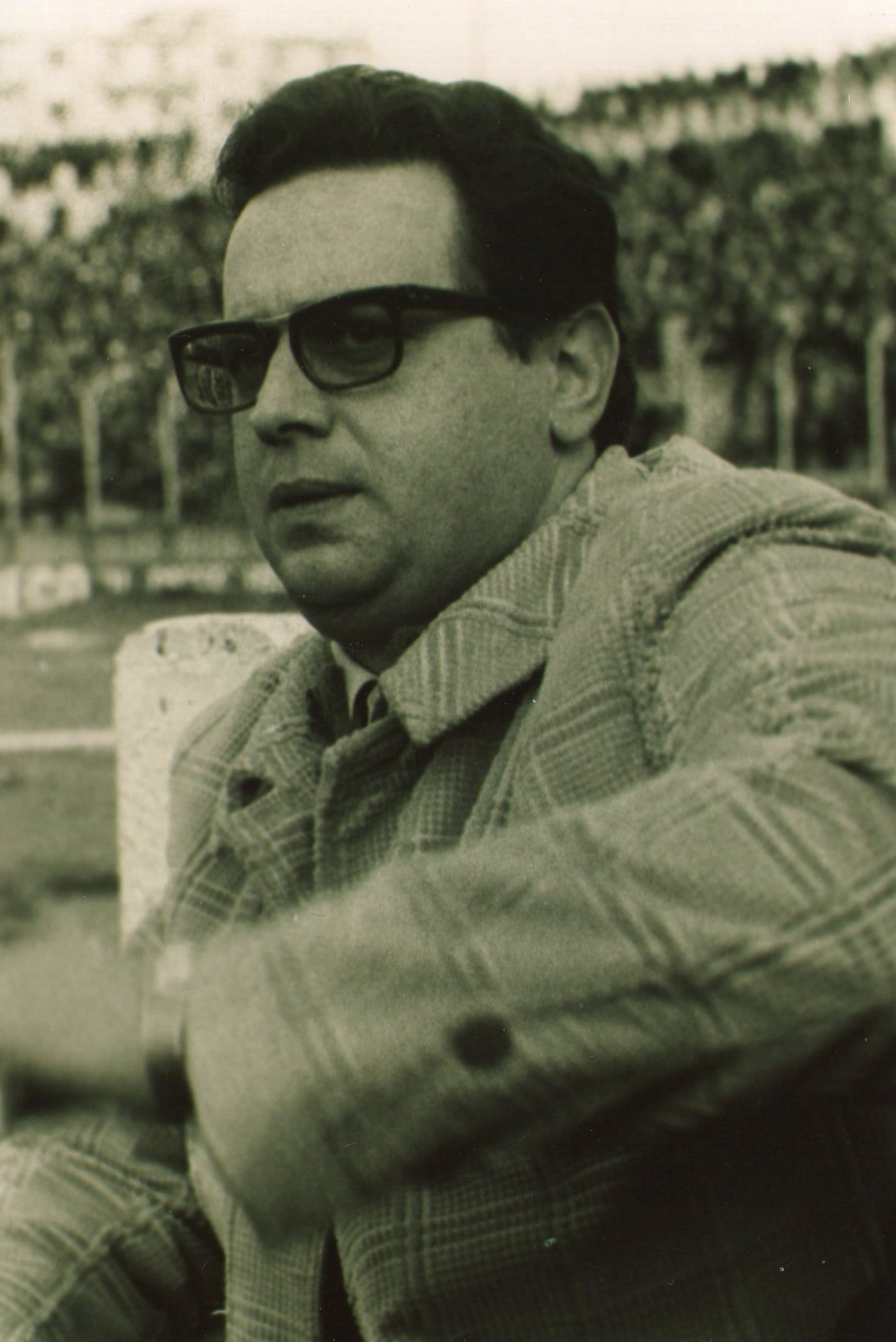 Il presidente Giuseppe Tedesco