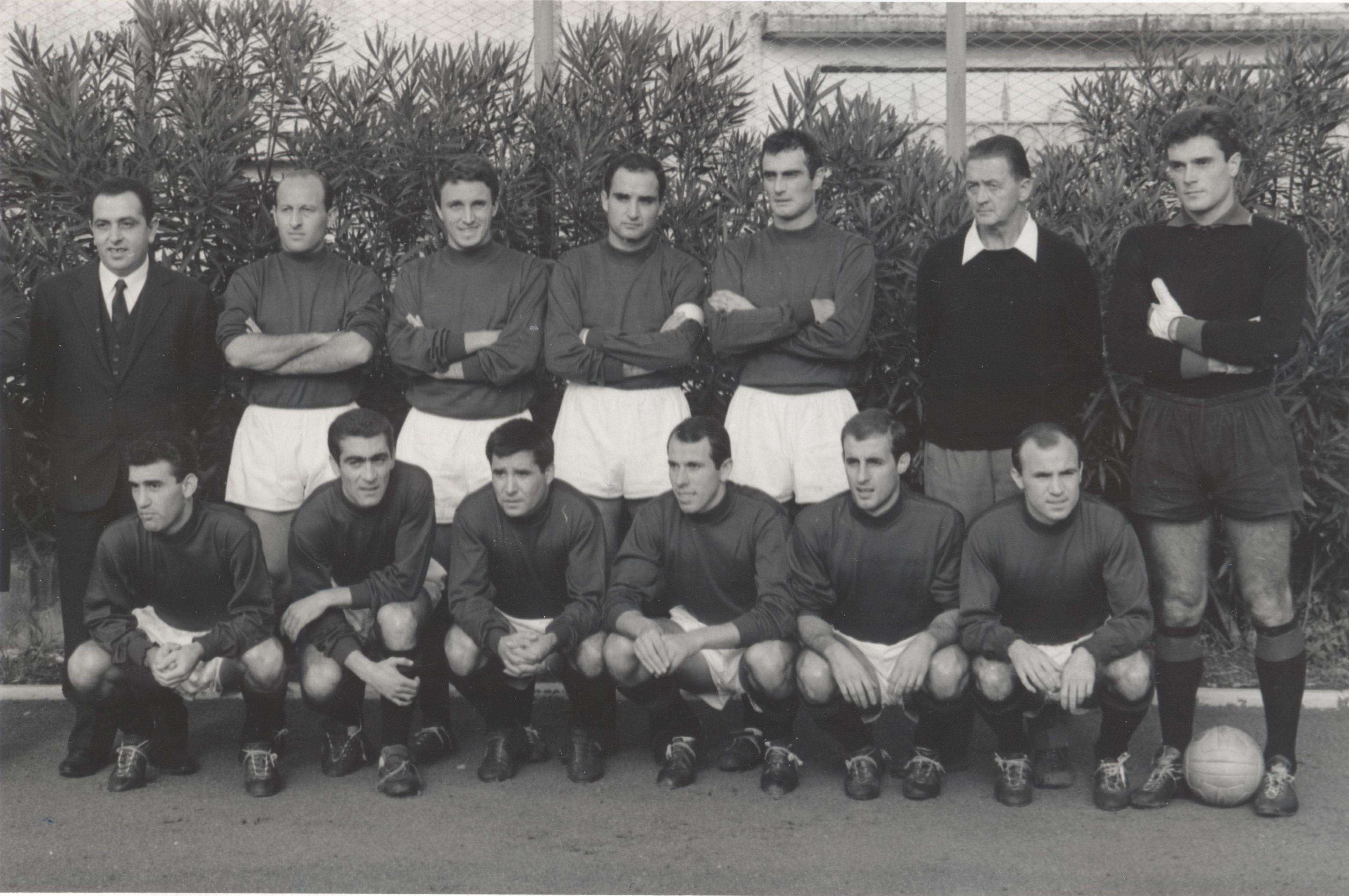 Salernitana 1964-65
