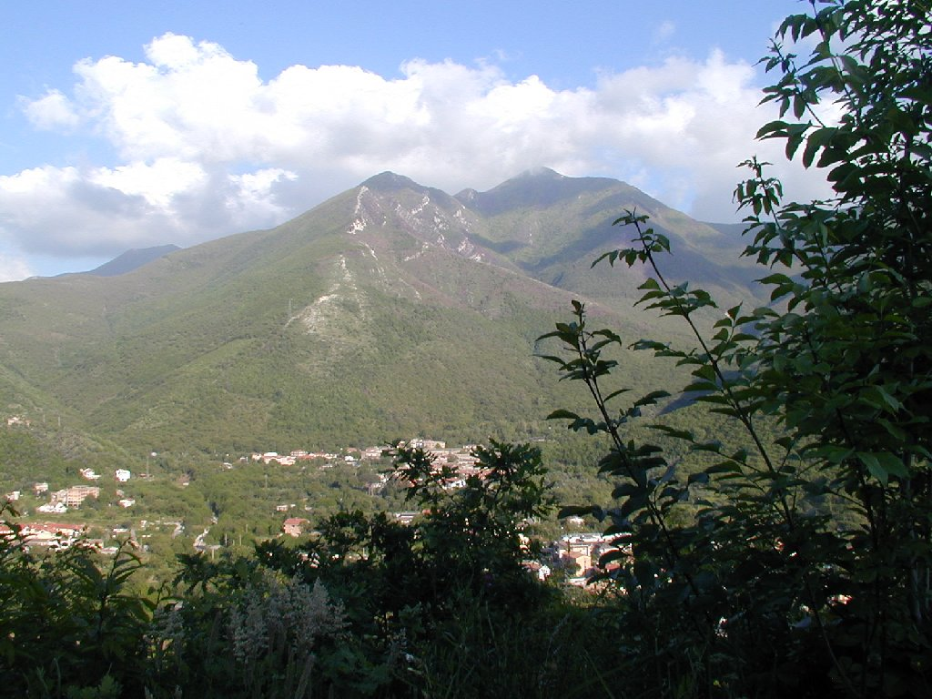 Monte Pizzo San Michele