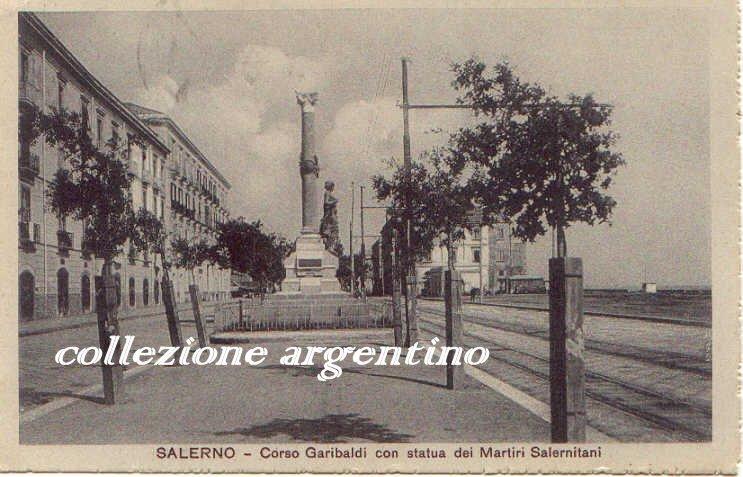 Corso Garibaldi (da Nord)  1916