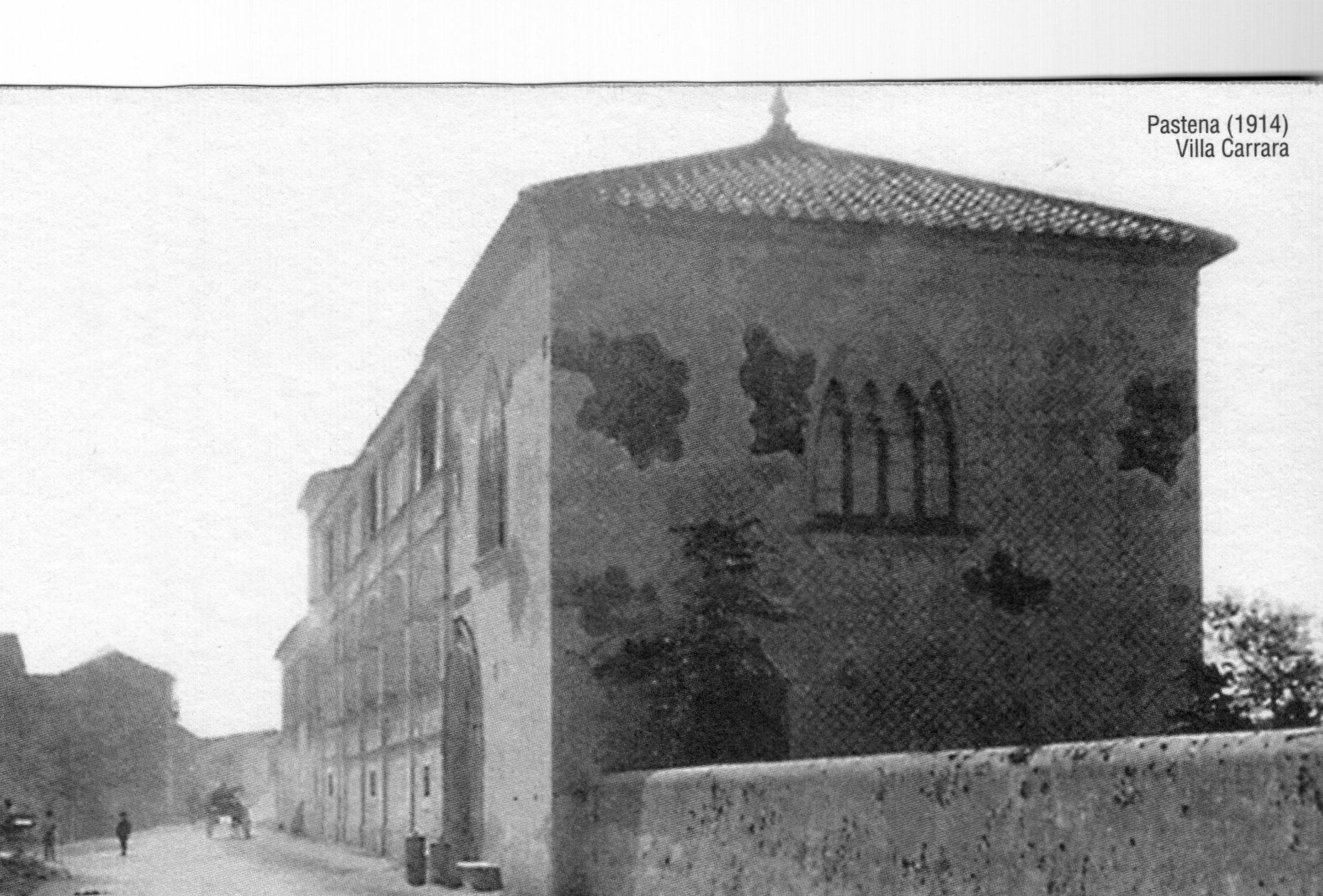 Pastena Villa Carrara (1914)