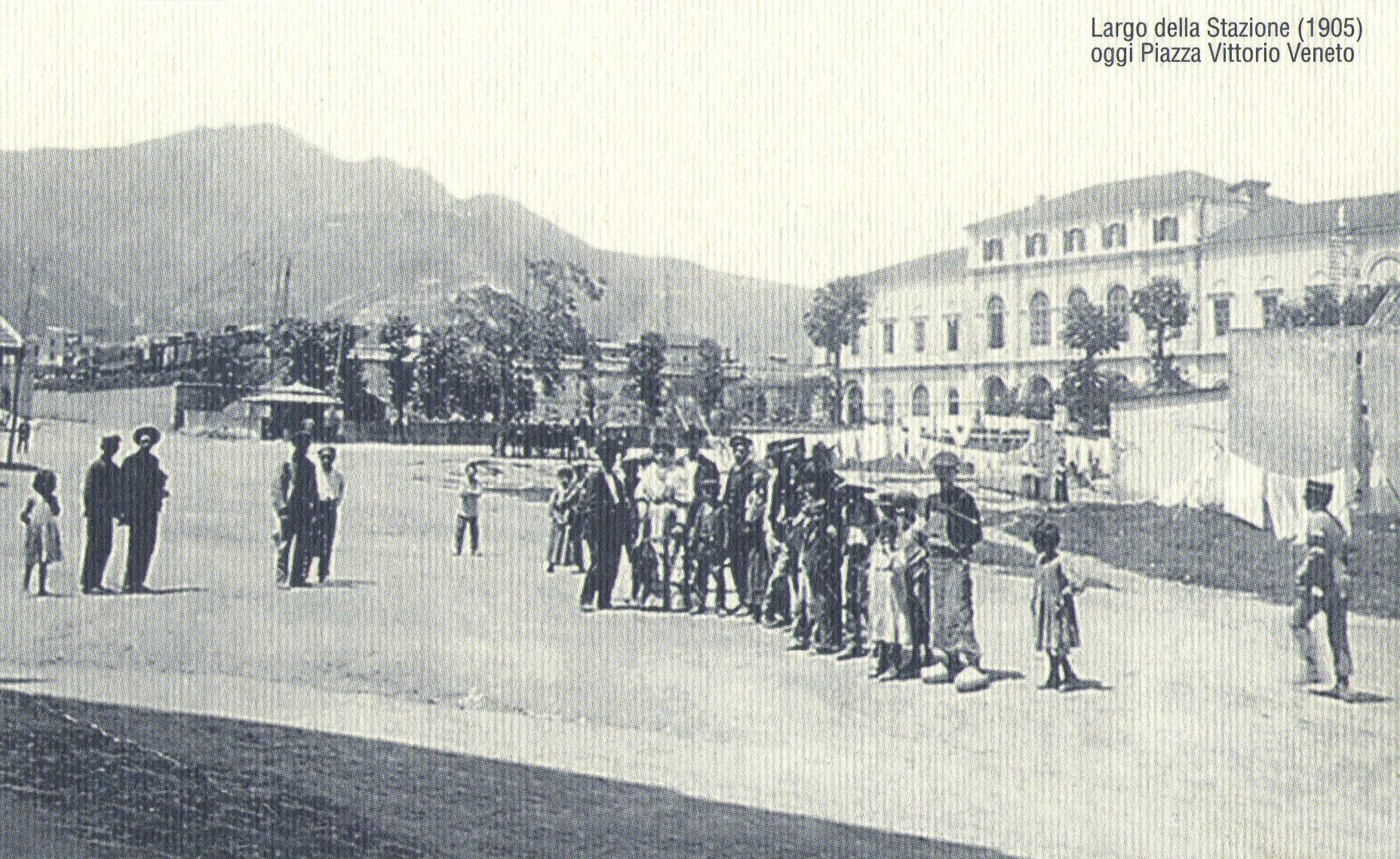 Largo della Stazione (1905)