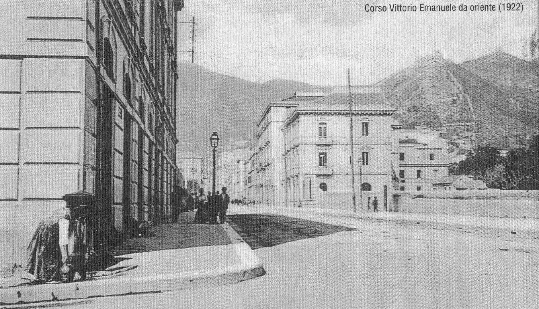 Corso Vittorio Emanuele (1922)
