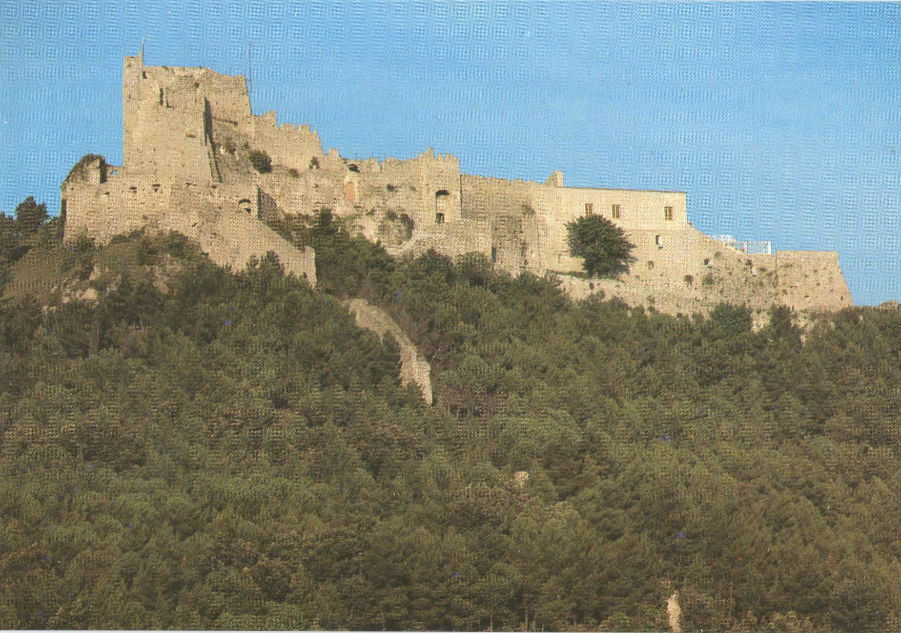 Il Castello Arechi