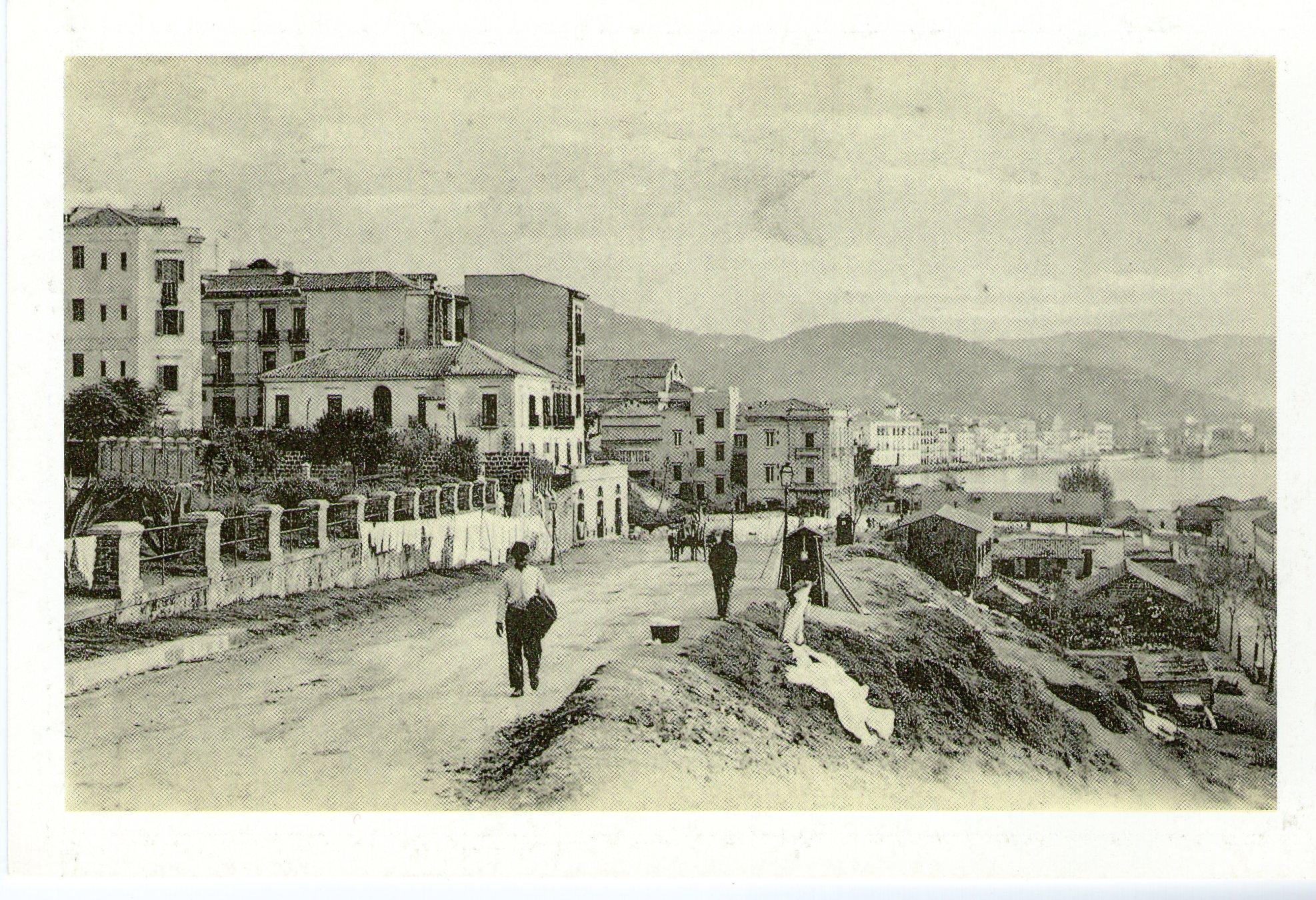 Via alla marina - 1910