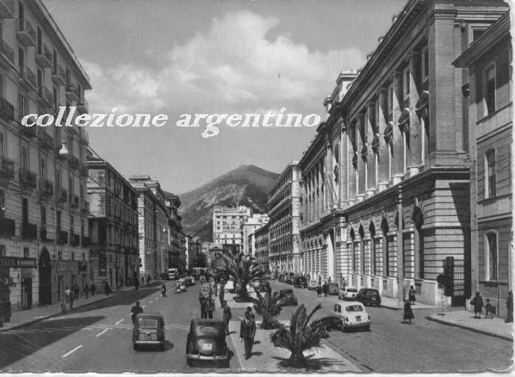 Corso Garibaldi (da Sud) 1960