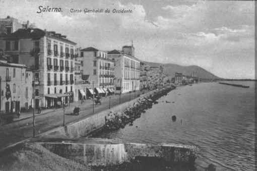 Corso Garibaldi da Occidente 1916