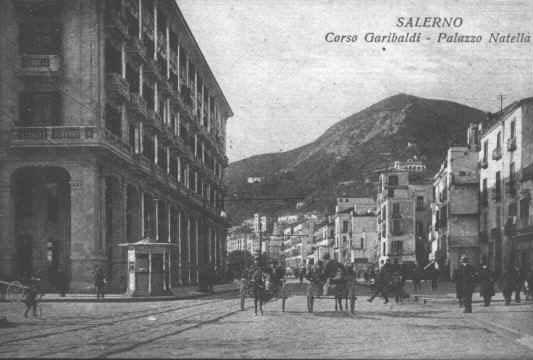 Corso Garibaldi Palazzo Natella 1926