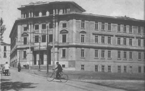 Liceo Ginnasio Tasso Piazza S.Francesco 1933