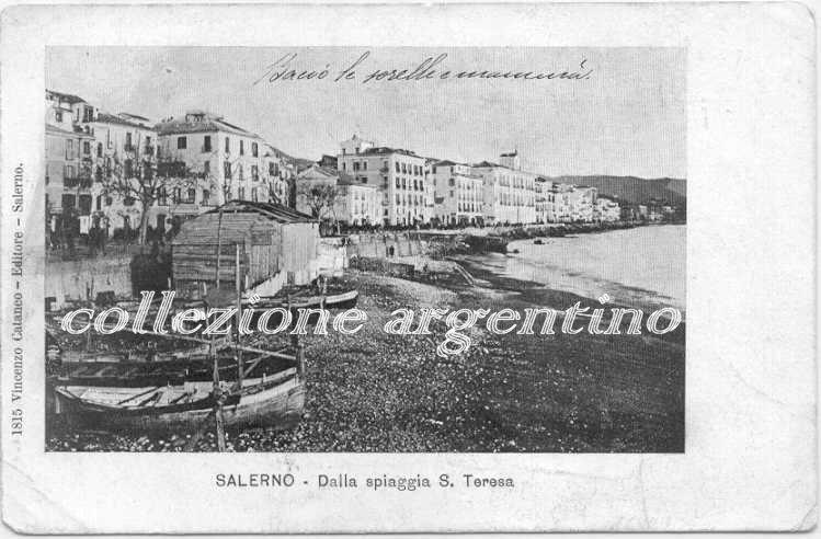 Lungomare Trieste 1900