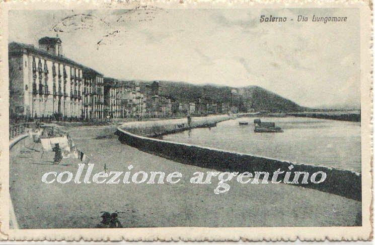 Lungomare Trieste 1912