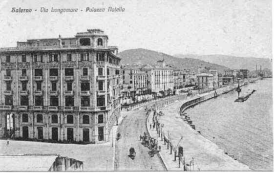 Lungomare Trieste 1920