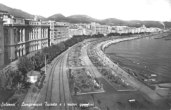 Lungomare Trieste 1960
