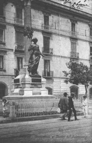 Monumento ai Martiri del Salernitano 1918
