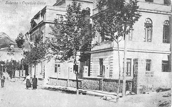 Ospedale (via Venieri) 1918