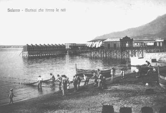 Pescatori salernitani