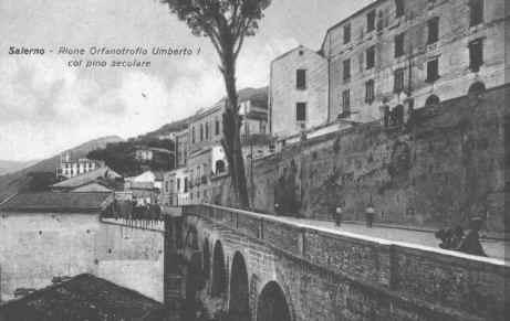 Rione Orfanatrofio Umberto Pino secolare 1932