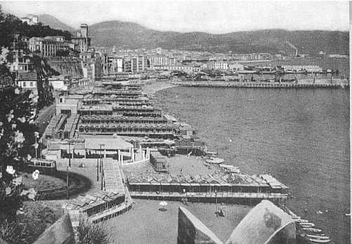 Spiaggia 1951