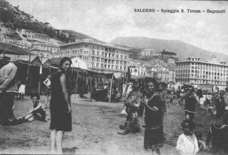 Spiaggia di S.Teresa Bagnanti 1927
