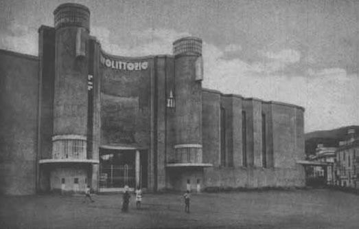 Campo sportivo Littorio1937