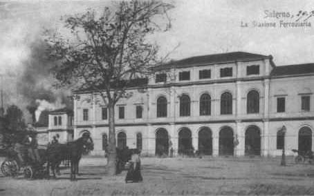Stazione Ferroviaria 1904