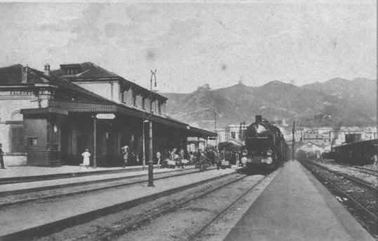 Stazione Ferroviaria 1935