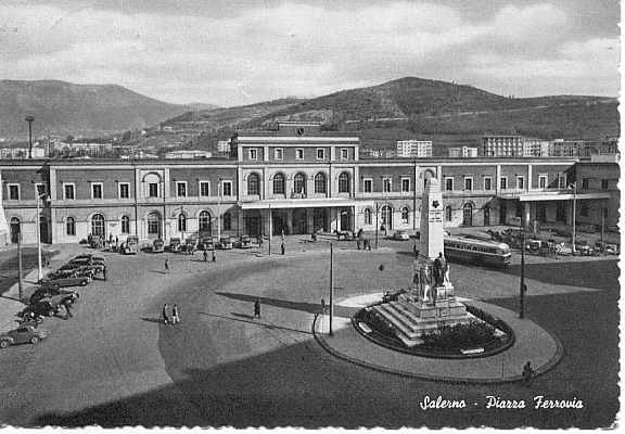 Stazione ferroviaria 1961