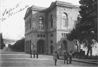 Teatro Comunale Verdi 1905