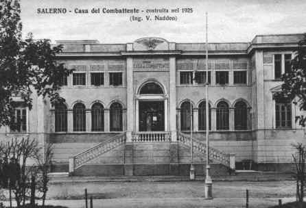 Casa del Combattente Costruita nel 1925