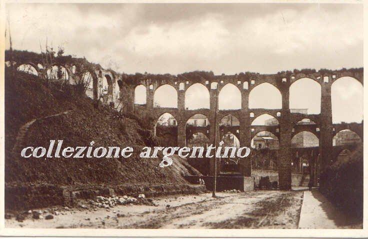 Via Arce (acqued. medioevale)1930