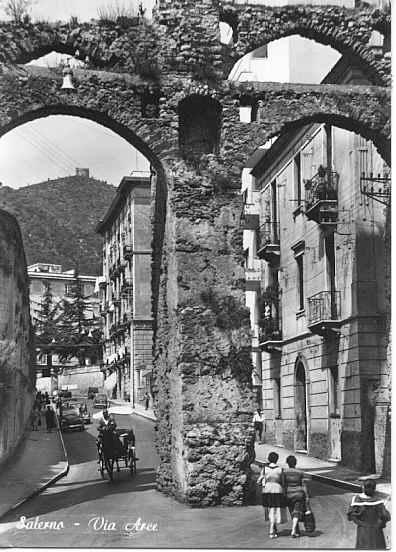 Via Arce (acqued. medioevale)1960