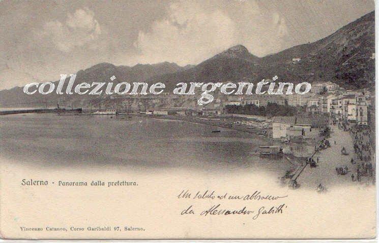 Via Roma 1900