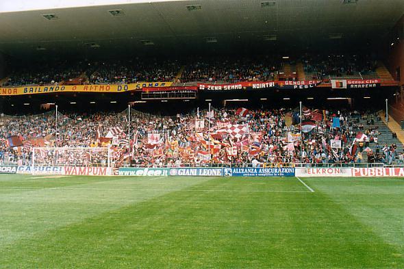 3-5-1998 Genoa - Salernitana 1-1 circa 2500 sup 1