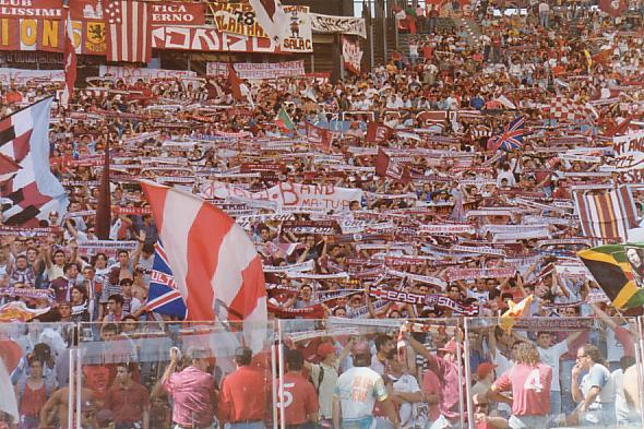 5-6-1994 play off di C1 Lodigiani - Salernitana 1-
