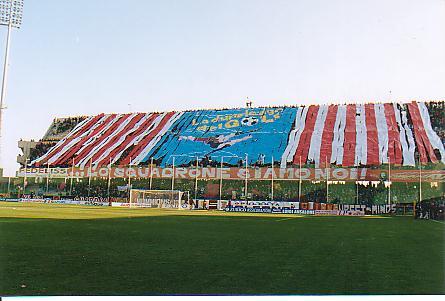 7 12 1997 B Salernitana Genoa LA DURA LEGGE DEL GO