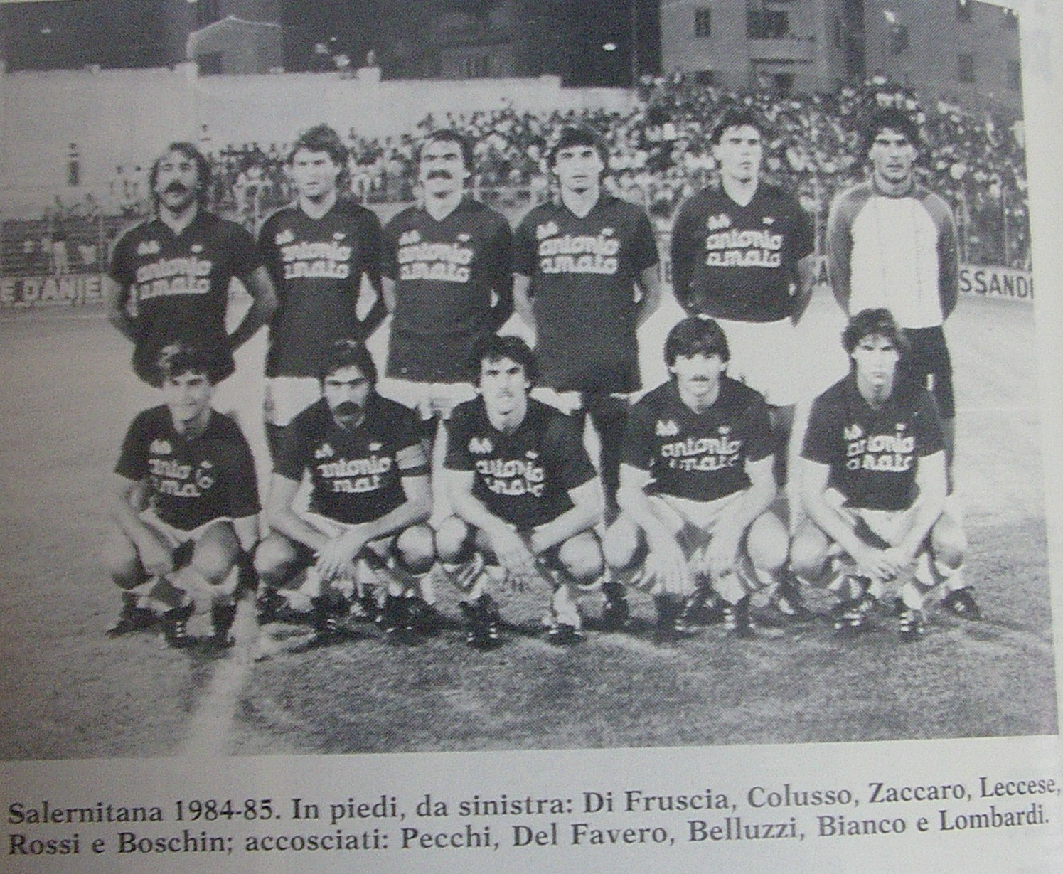 Salernitana 1984-1985