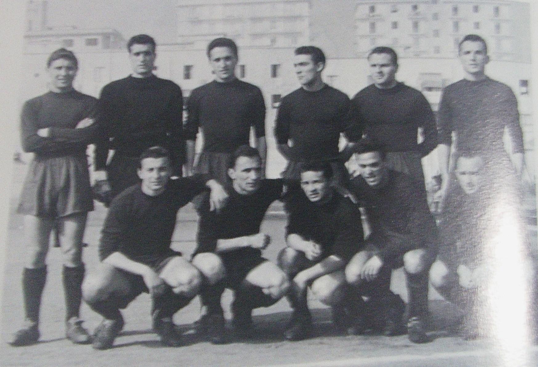 Salernitana anni 50