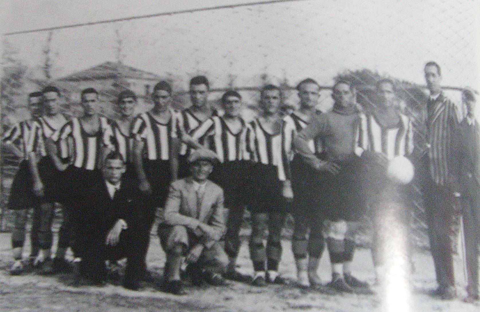 Salernitana anni 20